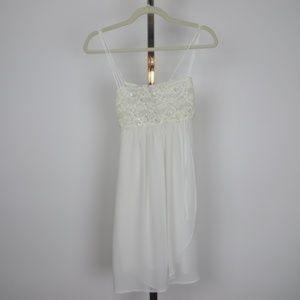 Oscar de la Renta lingerie robe Belle Nuit nightie